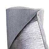 Тепло-шумоизоляция фольгированная с липким слоем SoundProOFF ППЭ НХ 5мм (sp-300-5-fl), фото 2