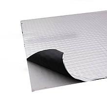 Віброізоляція для авто 700х500х1.6мм Acoustics Alumat (ac-alumat-1.6)