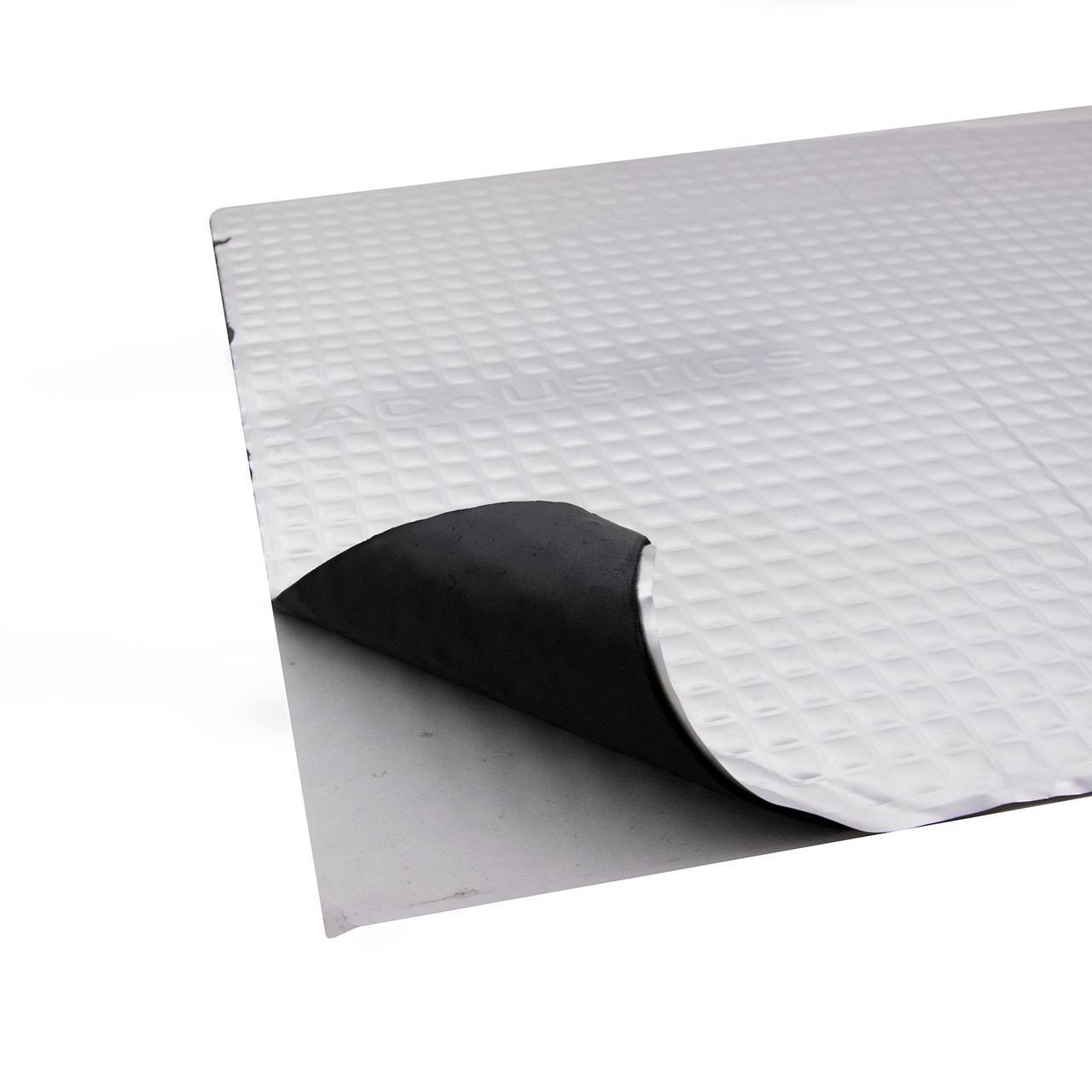 Віброізоляція для авто 700х500х3мм Acoustics Alumat (ac-alumat-3)