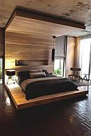 Кровать-платформа LUX