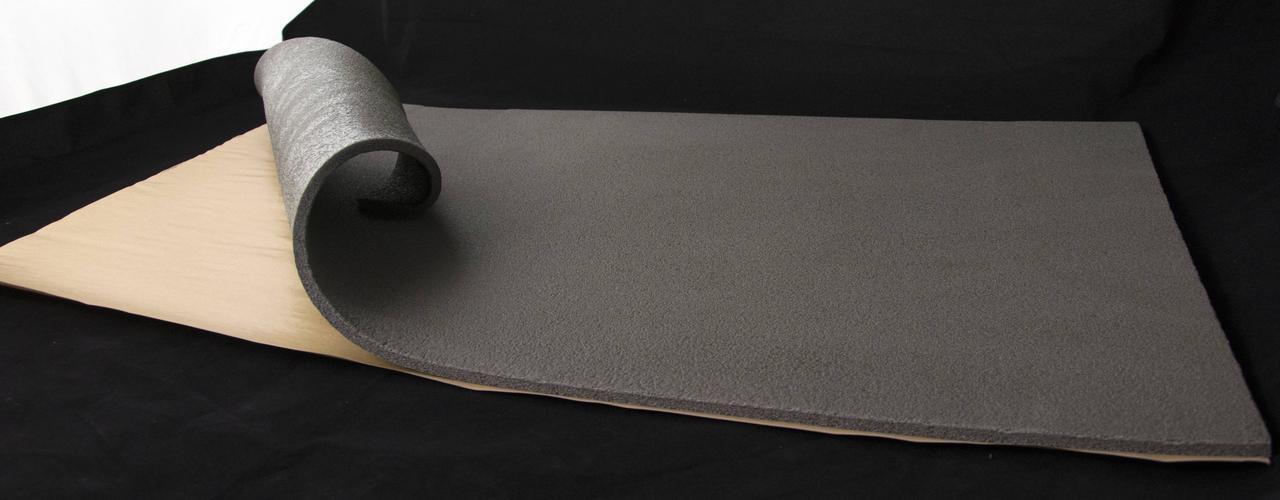 Тепло и шумоизоляция из вспененного полиэтилена 800х500х8мм SoundProOFF (sp-splen-nх-8)