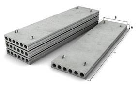 Железобетонные плиты перекрытия