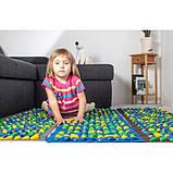 Массажный (ортопедический) коврик дорожка для детей с камнями Onhillsport 100*40см (MS-1215), фото 4
