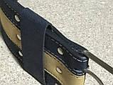 Пояс (ремень) кожаный для пауэрлифтинга 125 см OSPORT (MS 1507), фото 2