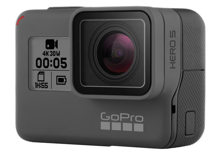 Экшн-камера GoPro HERO5 Black
