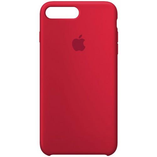 """Накладка iPhone 7/8 """"Original Case"""" Rose Red"""