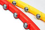 Обруч массажный Hop-Sport 009 (хула хуп) (009), фото 3