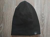 Шапка черная Nike реплика