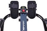 Гребний тренажер механічний Hop-Sport Wing (HS-020R), фото 4