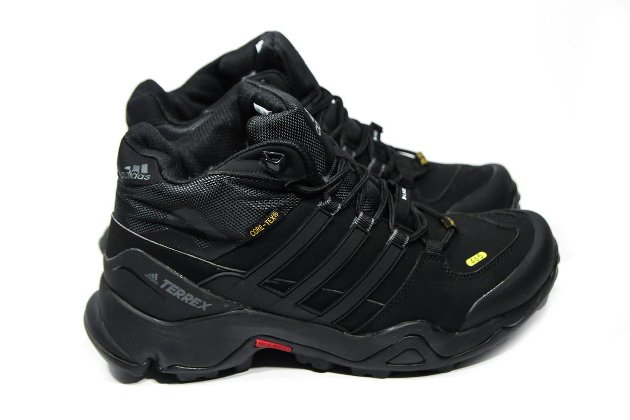 1f77d5c1e Зимние ботинки (на меху) мужские Adidas TERREX (реплика) 3-088 ...