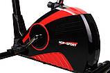 Велотренажер електромагнітний Hop-Viper Sport (HS-76R), фото 5