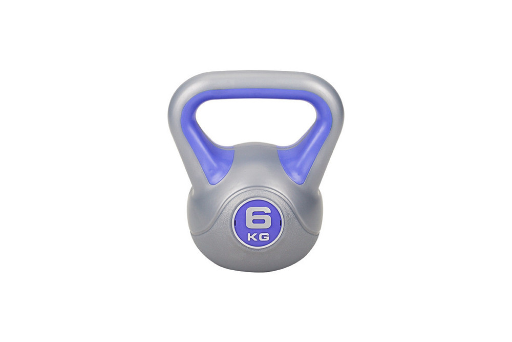 Гиря Hop-Sport винил 6 кг (HS-G14)