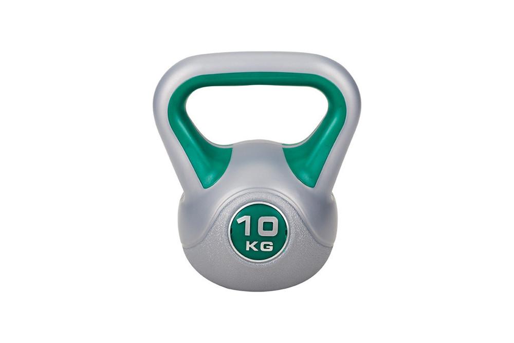 Гиря Hop-Sport вініл 10 кг (HS-G16)