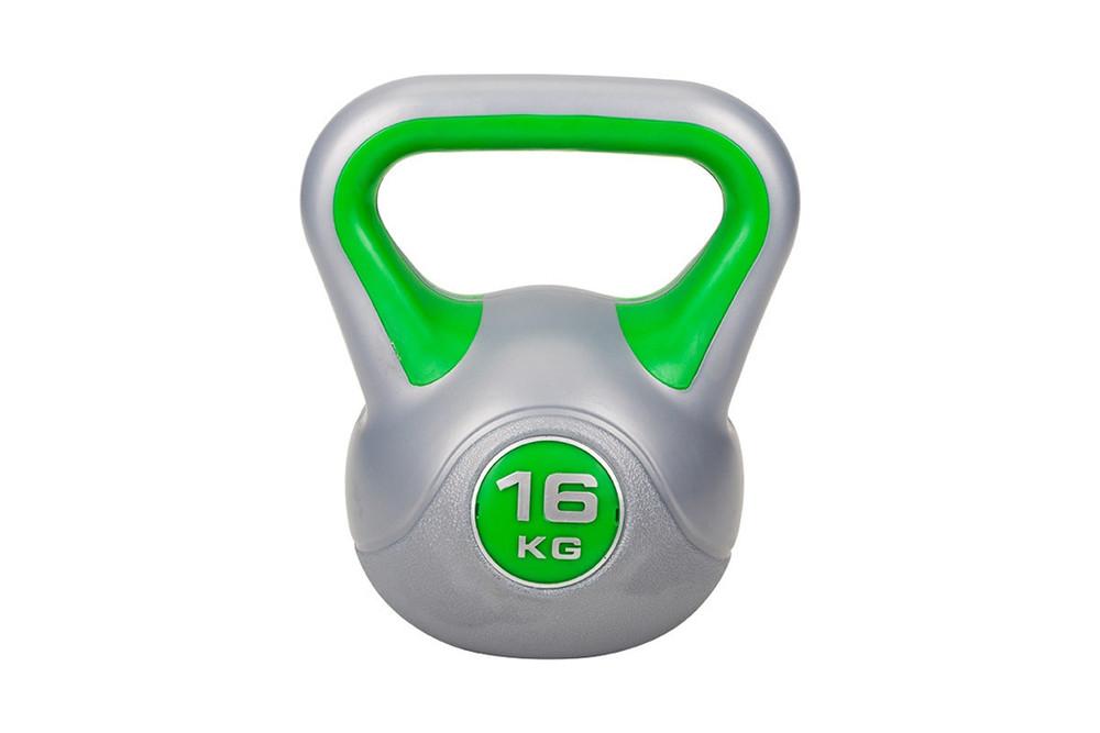 Гиря Hop-Sport винил 16 кг (HS-G18)