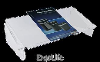 Подставка под монитор, ноутбук или для бумаг, акрил DESQ 1540