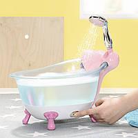 Интерактивная ванночка для куклы Baby Born Веселое купание, Zapf