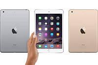 Планшет iPad Mini 3 Retina Wi-Fi Gold 16Gb