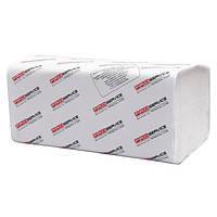Полотенце PRO Service Premium V сложение бумажное супербелое 2сл., 160 листов/уп. ТМ PRO Service