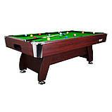 Бильярдный стол Hop-Sport (HS-VIP-Extra-8FT-K), фото 2