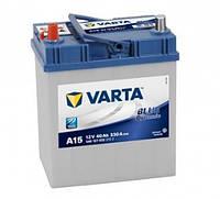 Аккумулятор Varta Blue Dynamic 6CT-40