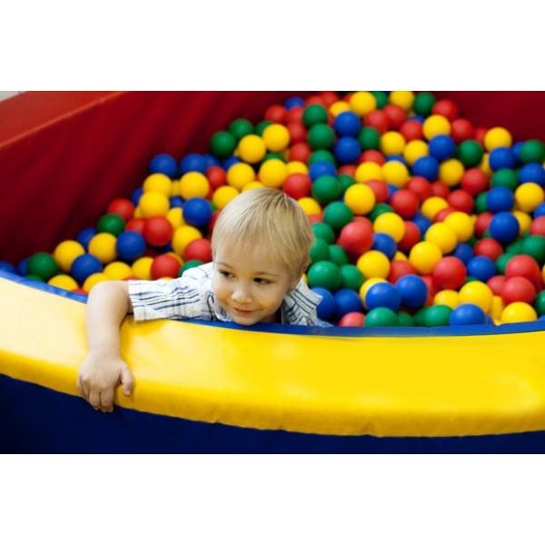 Кульки для сухих басейнів KIDIGO (KUL08M)