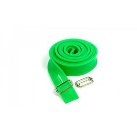 Еластичний джгут спортивний Zelart (TA-3936-2,5) Зелений