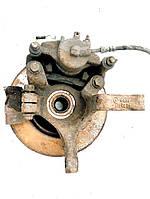 Суппорт/Цапфа/Поворотный кулак/Ступица/Тормозной диск правая Mercedes-Benz Vito W638