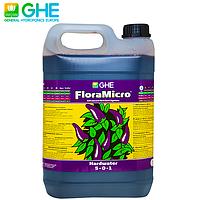 Flora Series Micro 5 л (HW) Удобрение GHE (Франция)