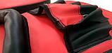 """Лапи """" боксерські (для боксу) з кожвинила 41х23х5см OSPORT (FI-0129), фото 3"""