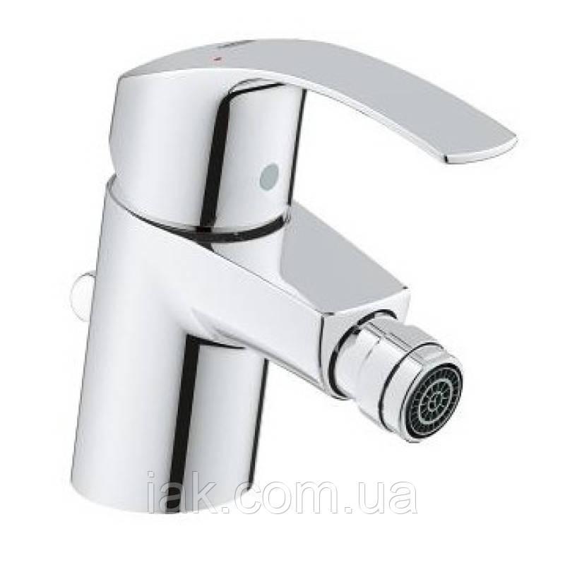 Grohe Eurosmart 32929002 смеситель для биде с донным клапаном