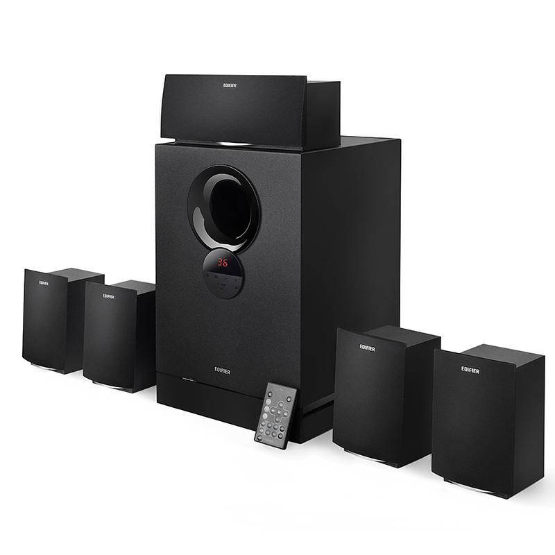 Edifier R501T III Black