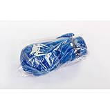 Рукавички боксерські дитячі VENUM (MA-5432) 4 унції Синій, фото 3