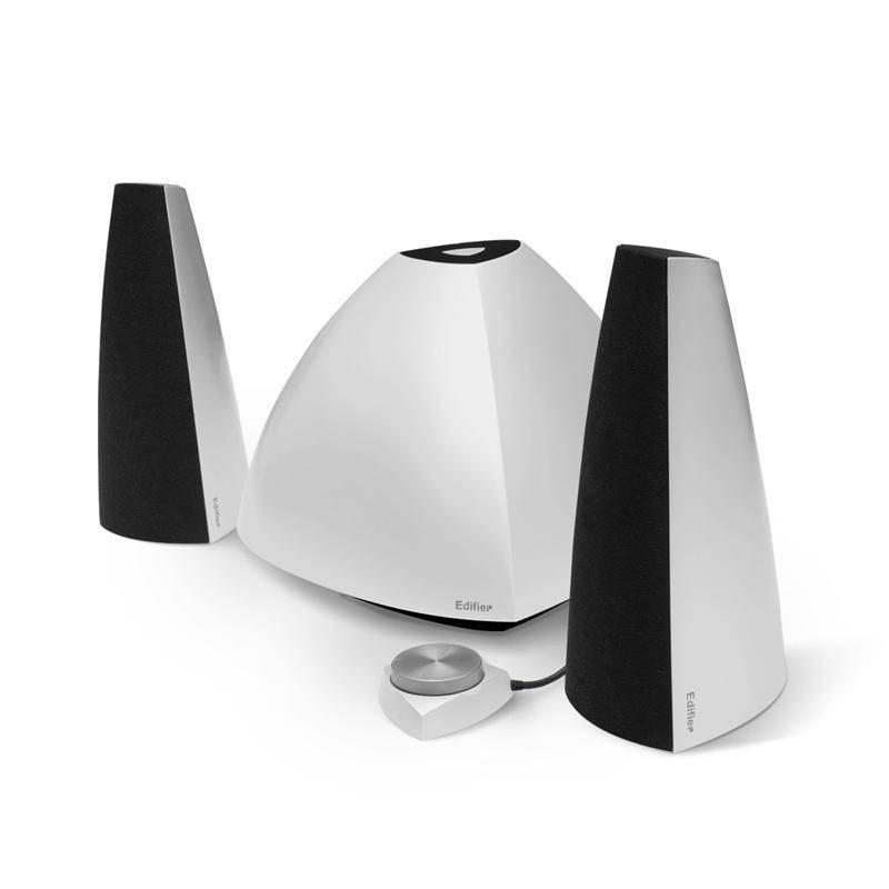 Акустическая система Edifier E3350 Prisma White BT