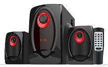 Акустическая система Greenwave SA-2010BT Black/Red (R0015181)