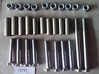 Болты ВАЗ-2101 реактивных тяг+гайки+втулки (set 22), (Белебей)