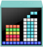 Акустическая система Divoom Timebox mini Teal (DIMTMIT)