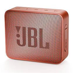 Акустическая система JBL GO 2 Sunkissed Cinnamon (JBLGO2CINNAMON)