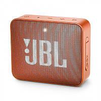 Акустическая система JBL GO 2 Coral Orange (JBLGO2ORG)