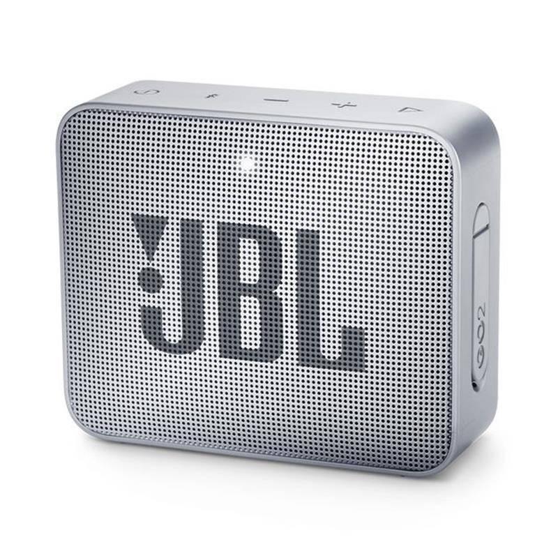 Акустическая система JBL GO 2 Ash Gray (JBLGO2GRY)