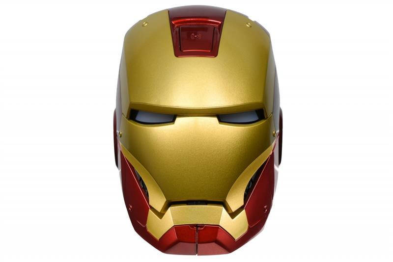 Акустическая система eKids iHome Marvel Iron Man (VI-B72IM.11MV7)