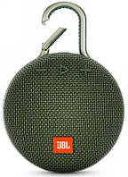 Акустическая система JBL Clip 3 Green (JBLCLIP3GRN)