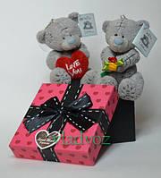 Новинка - Сюрприз в магазине vladvoz мягкие мишки в коробочке
