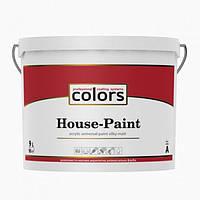 Универсальная краска Colors House Paint, 9л, С