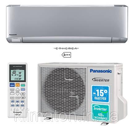 Кондиціонер Panasonic CS/CU-XZ25TKEW, фото 2
