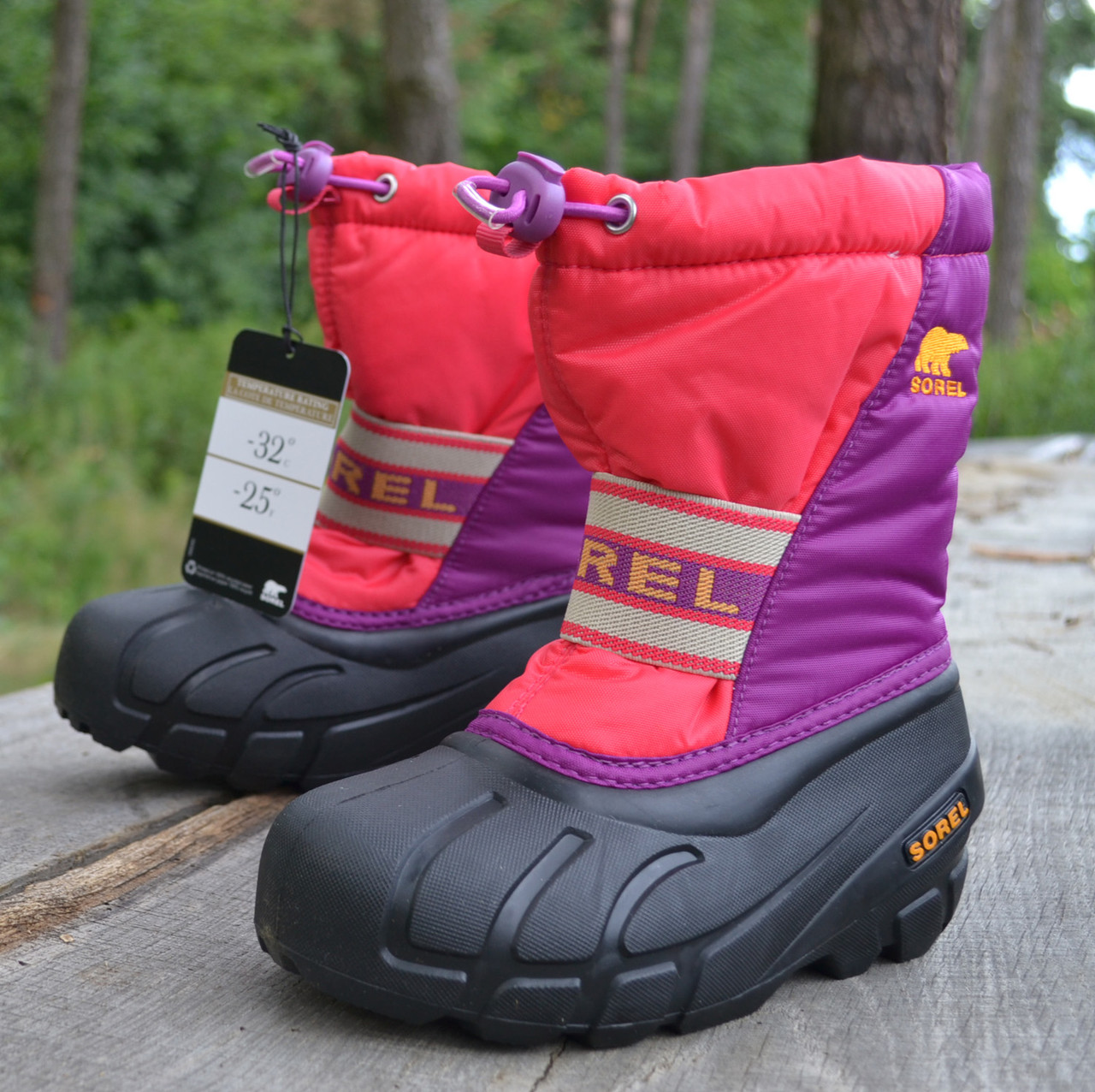 279fc0bcf4fe Теплые зимние сапожки Sorel (Канада) р 29. Интернет-магазин брендовой обуви  -