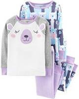 Пижама для девочки Carters  , 12 мес