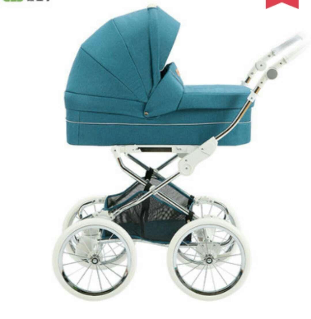 Детская коляска 2в1 Cool Baby Green (Зеленая)