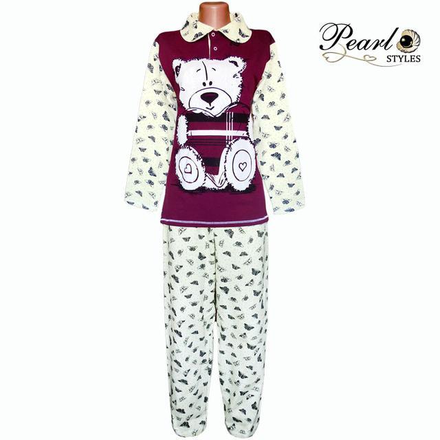 Пижама женская Мишка