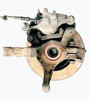 Суппорт/Цапфа/Поворотный кулак/Ступица/Тормозной диск левая Mercedes-Benz Vito W638