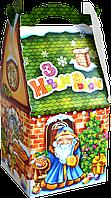 Детский Новогодний подарок Хатинка